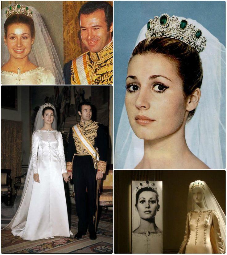 1972 – последний шедевр Вернуться к работе Кристобаля Баленсиага вынудил особый заказ. Любимец испанской аристократии не смог отказать Кармен Мартинес-Бодью, внучке Франсиско Франко, в замужестве – герцогине Кадисской. Ее свадебный наряд стал последним творением маэстро: через 2 недели после бракосочетания Баленсиага скончался.