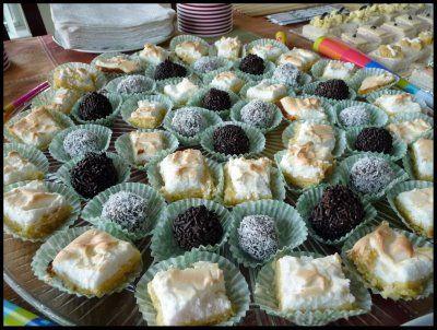 Mi Diario de Cocina   Canapés, trufas de chocolates y mi cumpleaños   http://www.midiariodecocina.com