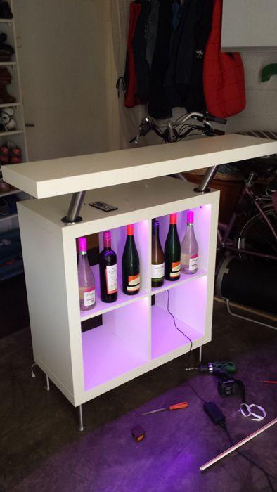 die besten 25 ikea led leiste ideen auf pinterest ps4 wandhalterung tv m bel xbox und ikea. Black Bedroom Furniture Sets. Home Design Ideas