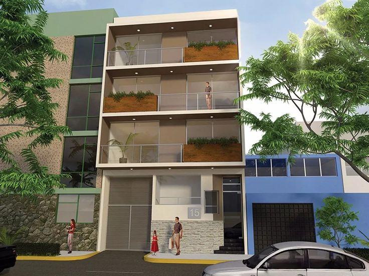 Departamentos en Venta en Limas No. 15 - Tlacoquemécatl Del Valle - Benito Juárez - Distrito Federal - Mercado Libre