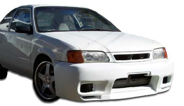 1995-1998 Toyota Tercel Duraflex R33 Front Bumper Cover - 1 Piece