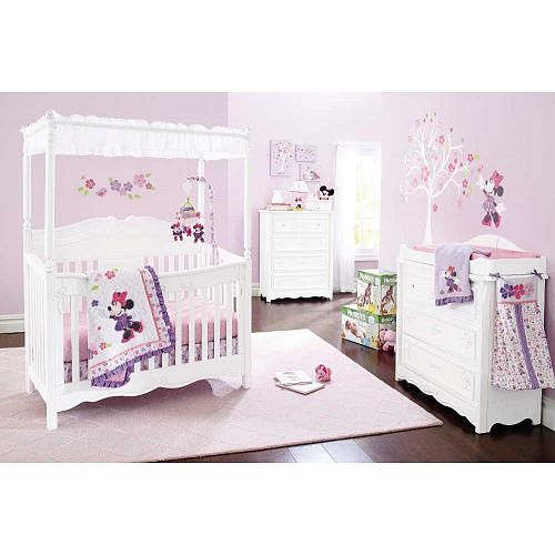 84 Best Minnie Mouse Nursery Images On Pinterest Mickey