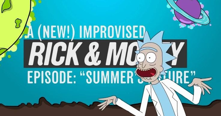Rick and Morty Cast Improvise an All-New Mini-Episode -- The creative forces behind Rick and Morty have improvise a mini-episode of the show that is now available online. -- http://tvweb.com/rick-morty-improvised-mini-episode-video/