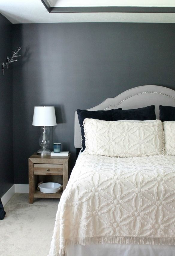 Create A Cool And Relaxing Color Scheme For Your Modern Bedroom Makeover With A Minimalistic