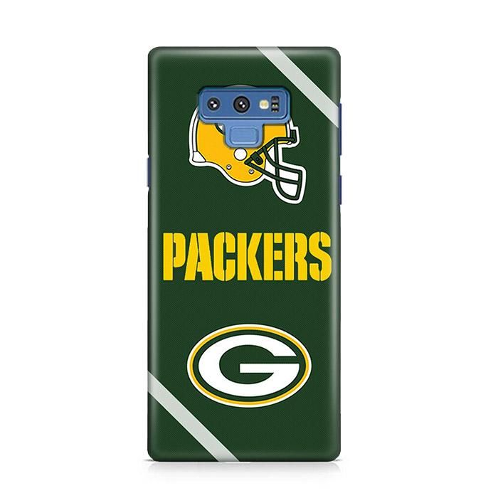 Green Bay Packers Wallpaper Samsung Galaxy Note 9 Case