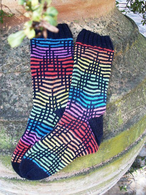 Ravelry: Paxospurl's Ludwig Socks (2/15)