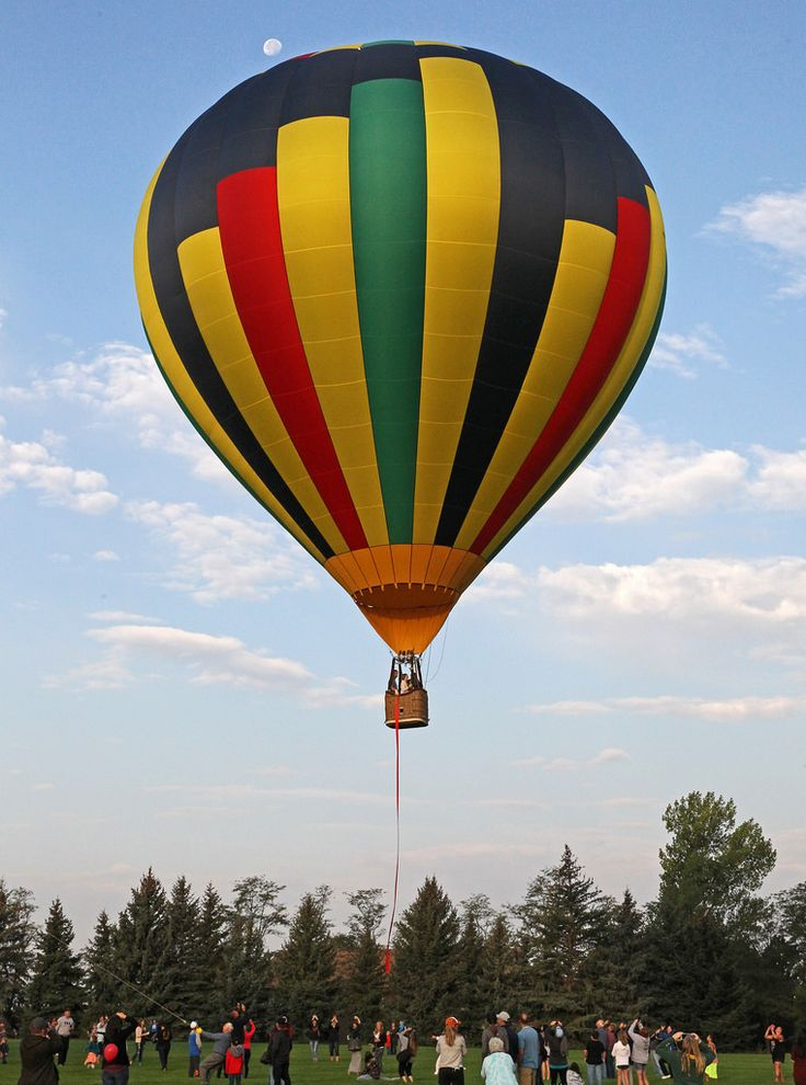 On September 9, 2017 there was a balloon launch at Aims Community College. It was just one event that is part of Aims' year-long 50th anniversary celebration.