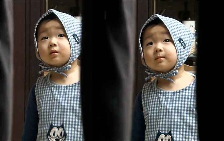SONG TRIPLETS: Little Red Riding Hood, Minguk version from 'The Return of Superman.'