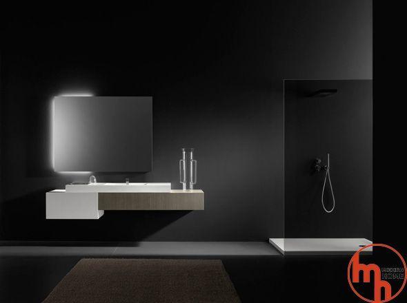 Мебель для ванной комнаты Milldue - SINTESI фото №1