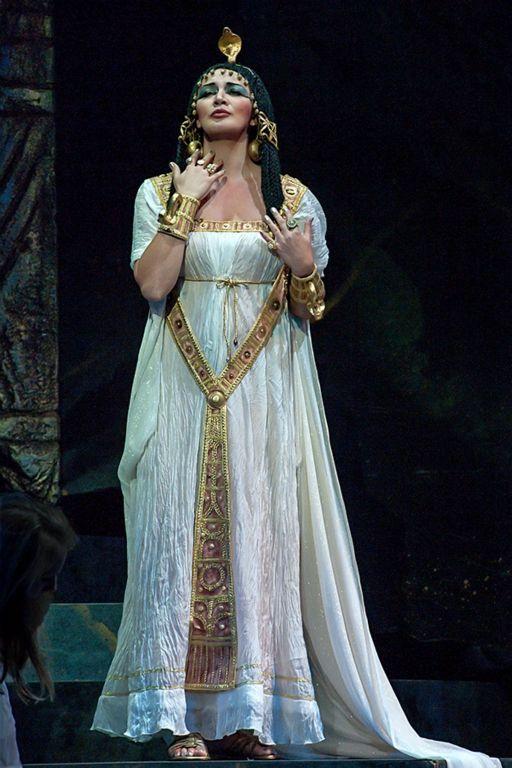 Milijana Nikolic - Aida, Detroit Opera House #VerdiMuseum