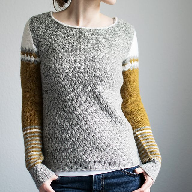 Ravelry: Project Gallery for RhombingAround pattern by La Maison Rililie