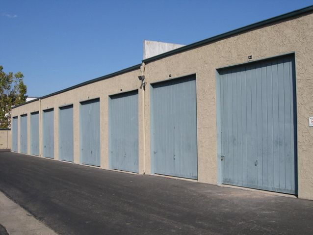 At Storage West Irvine You Can Drive Up To Your Space For Easy Loading And  Unloading