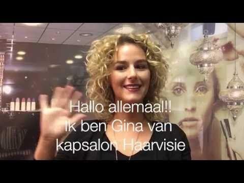 Haarvisievlog - Hoe maak je tijdelijk een andere haarkleur? - YouTube