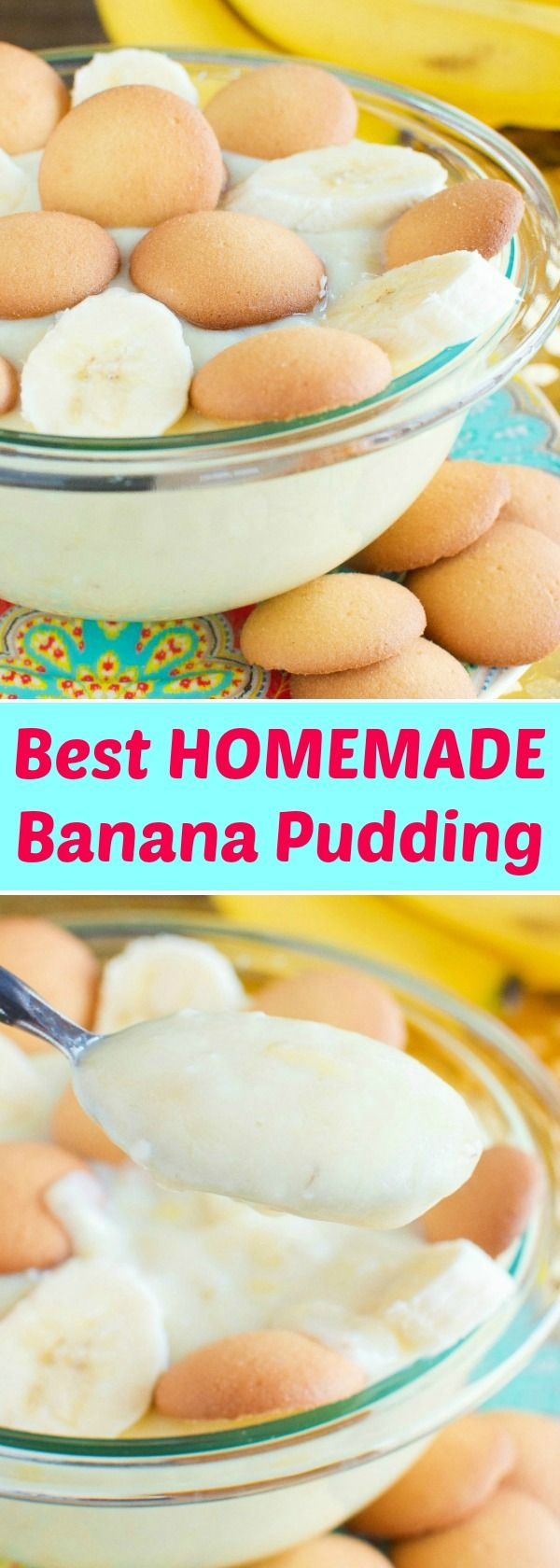 how to make instant banana pudding
