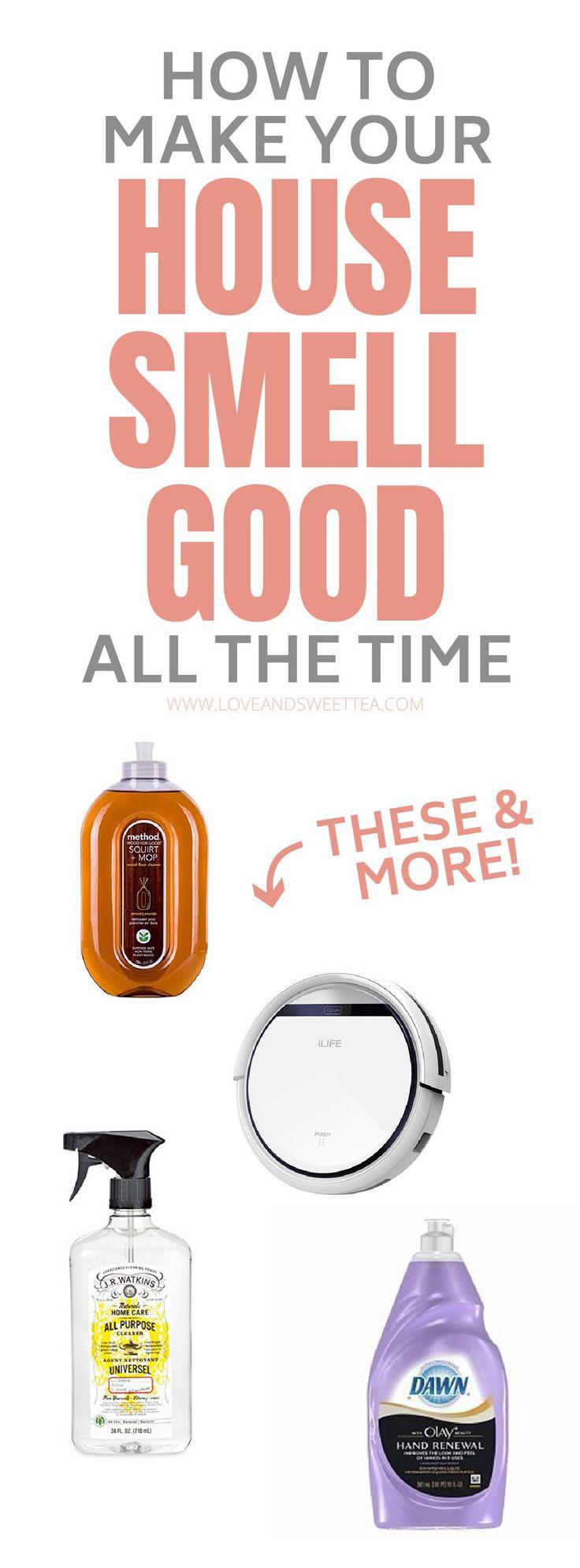 Best 25 House Smell Good Ideas On Pinterest House Smell