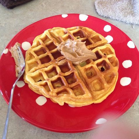Protein waffles! Both phases... 3 egg whites 1 AdvoCare Meal replacement shake. Mix it up, pour it on the griddle and voila!