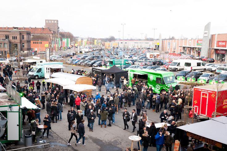 Streetfood Markt Sofaloft, Hannover Südstadt März 2016, by fremd.essen Hannover