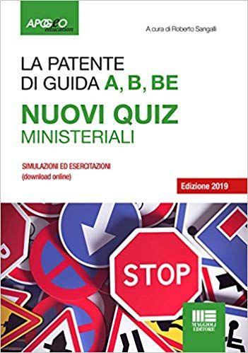 quiz patente b in italiano scaricare gratis