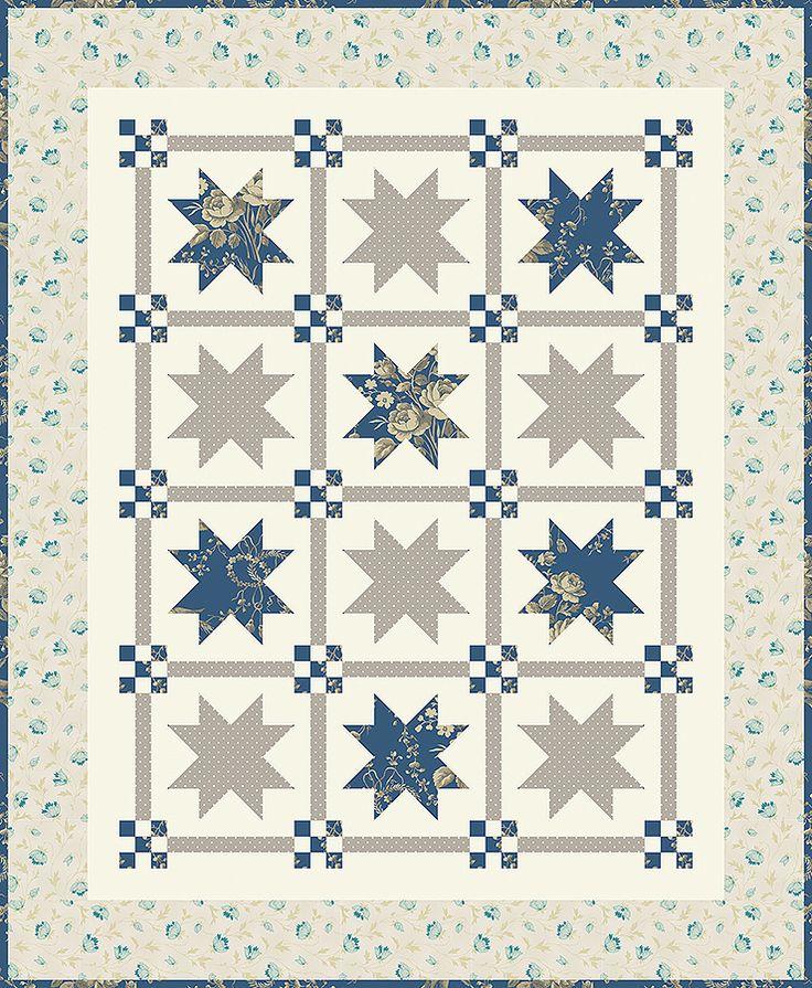 186 best Quilt images on Pinterest | Patchwork quilting, Quilting ... : josephine quilt - Adamdwight.com