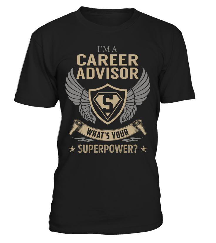 Career Advisor - What's Your SuperPower #CareerAdvisor