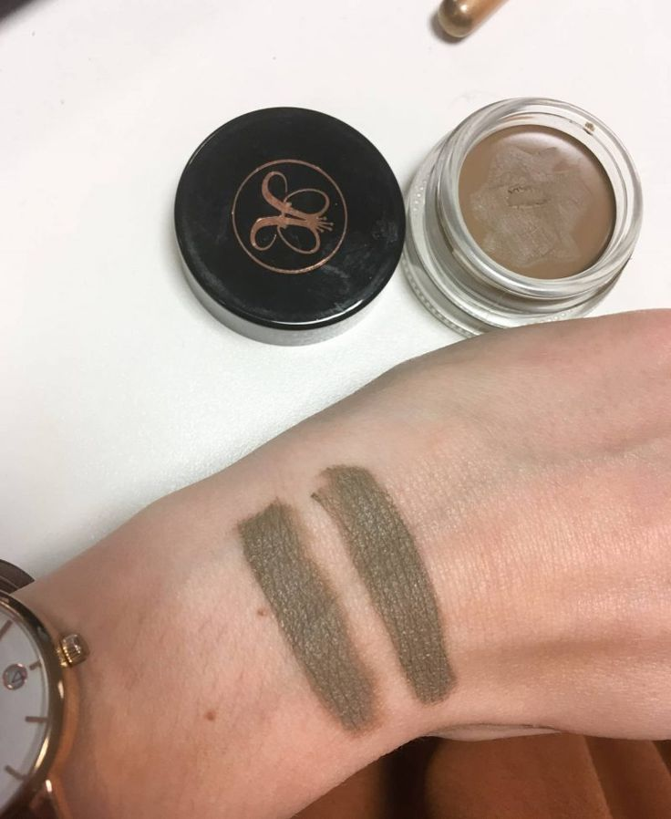 Anastasia Beverly Hills DipBrow Pomade review taupe swatch