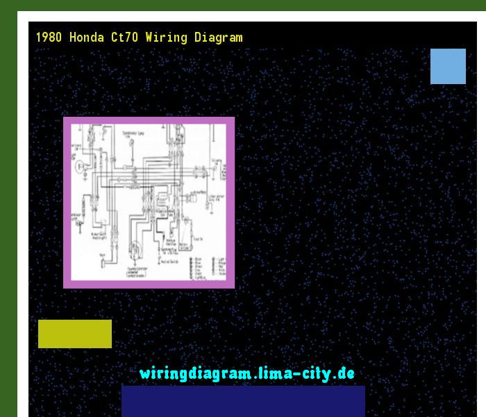 1980 Honda Ct70 Wiring Diagram  Wiring Diagram 18345
