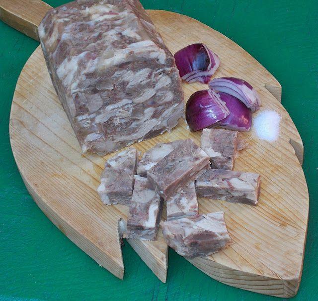 Bunătăţi din bucătăria Gicuței: Tobă de pui si porc