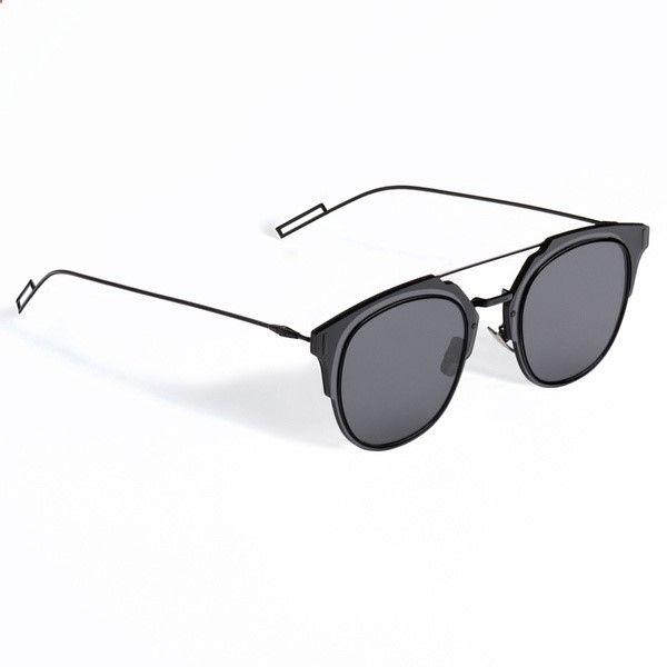 683ed911818 ... lunettes de soleil dior homme al13.5 aluminium · Vintage Sunglasses  Trends ...