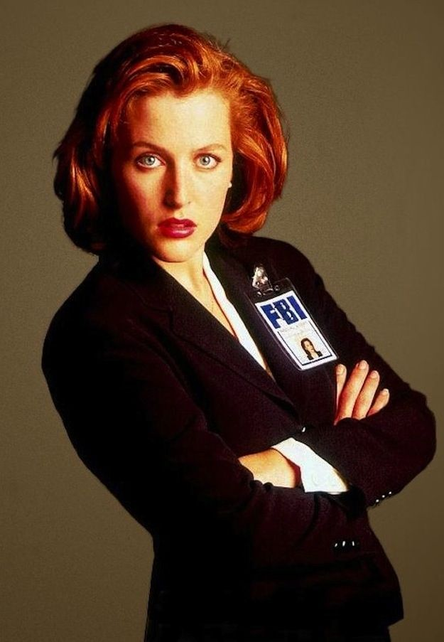 44 Reasons Gillian Anderson Is Awesome | MY ATF ICONS | Gillian,erson, Dana  scully, Scully