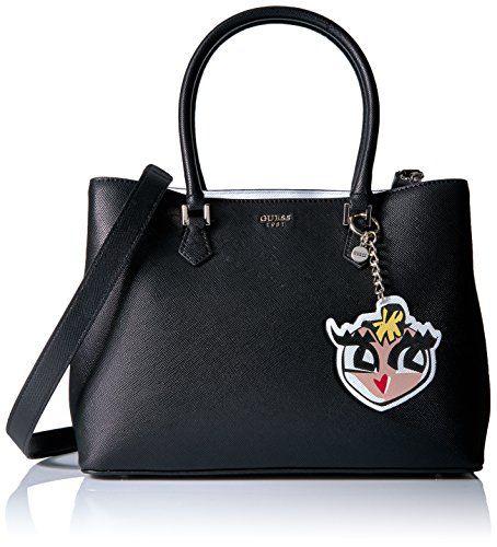 La última colección de bolsos Guess a precios de ganga!!! - Guess Mujer Pin Up Pop Bolso de mano 17x26x35.5 cm (W x H... https://www.amazon.es/dp/B01M4IBM28/ref=cm_sw_r_pi_dp_x_.xwozbM557T89