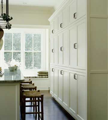 I Love The Wall Pantry/storage, As Long As When You Open The Doors