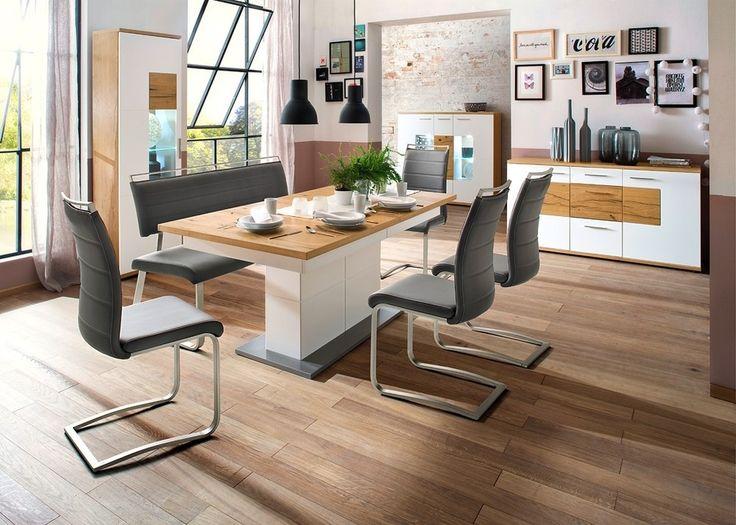 Esszimmermöbel eiche modern  Die besten 10+ Esszimmer komplett Ideen auf Pinterest