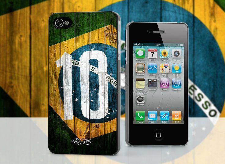 Le brésil en fête avec cette superbe coque iphone.