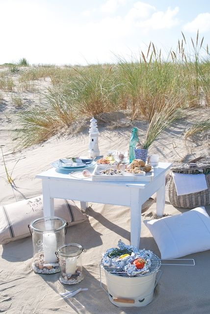 Beach Soire for Two.  Summer | Sonja Bannick Pictures