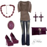 Girls Night Out - Polyvore