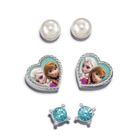 You will love this product from Avon: Frozen Enchanted Mix and Match Earring Set reg.  $14.99