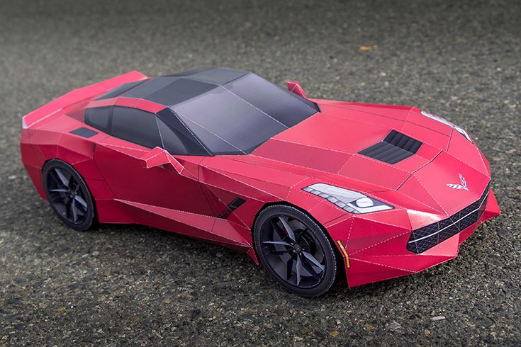 The Chevrolet Corvette