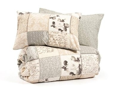 VINTAGE NATURAL PATCHWORK - Mr Price Home - R99