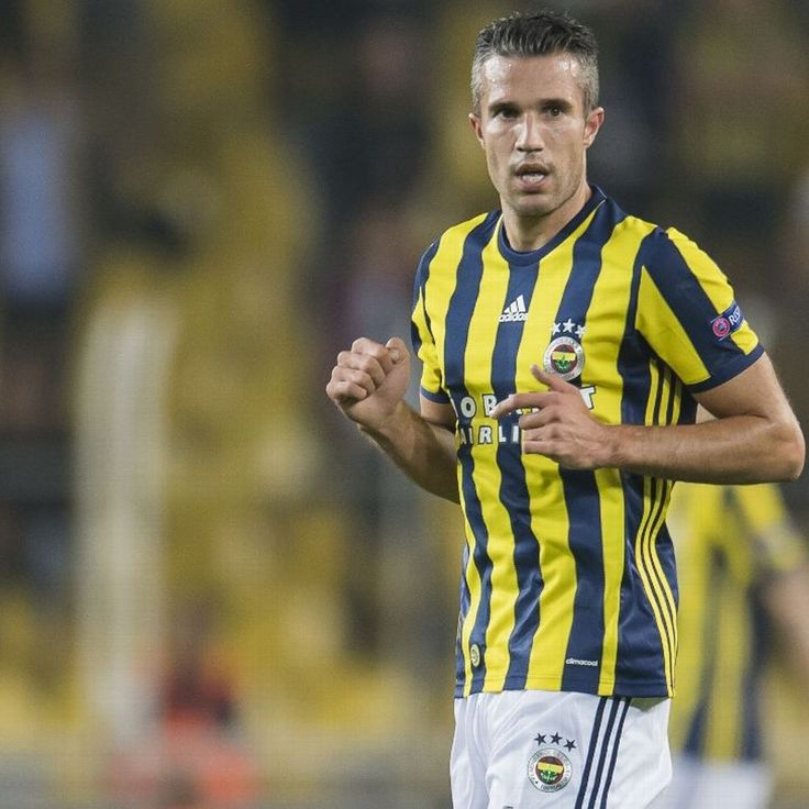 Van Persie chomping at the bit to make Europa League impact for Fenerbahce