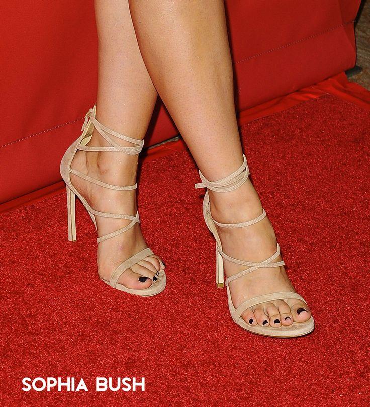 Sophia Bush Feet