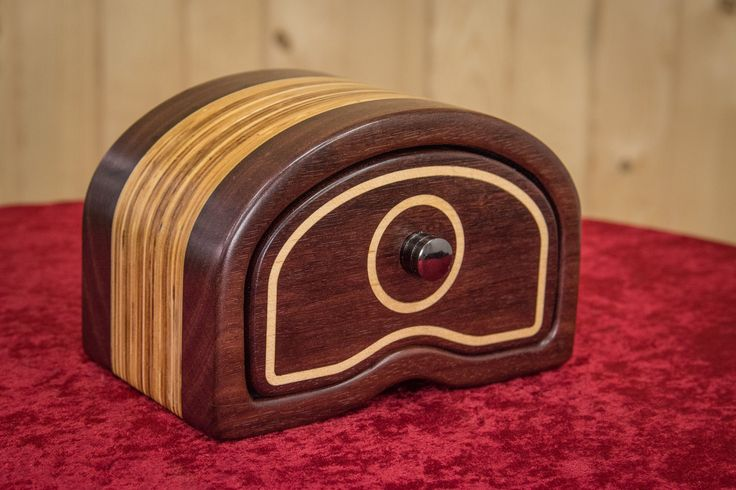 Birch Bandsaw Box ~ How to make a bandsaw box boxes pinterest