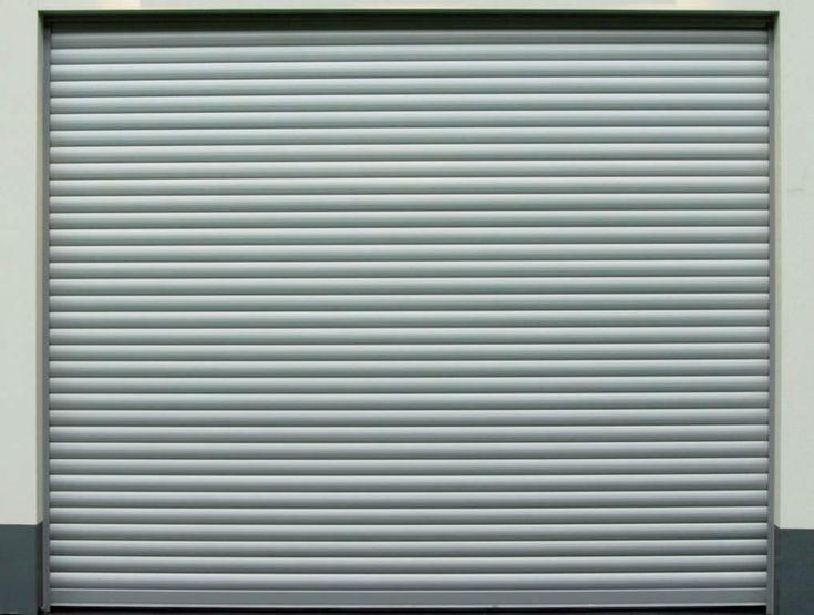 Roll Up Garage Doors Aluminum Automatic Carrol Soprofen Garage Doors Metal Garage Doors Garage Door Types