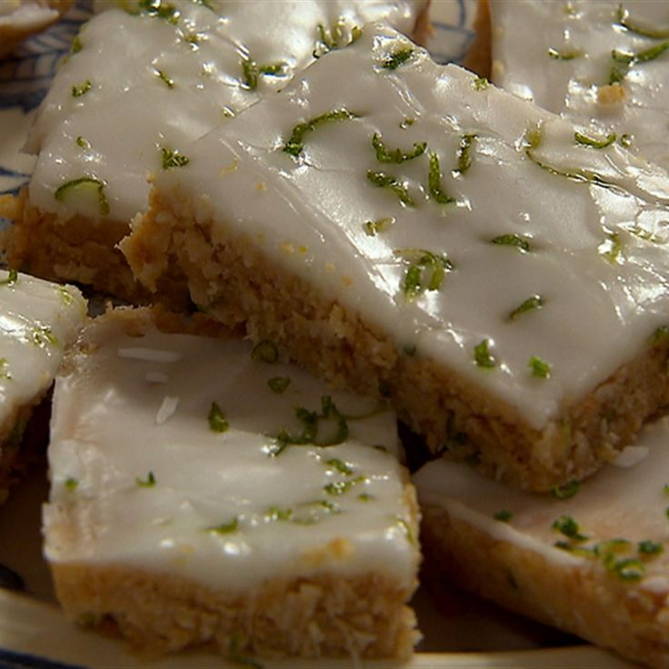 Try this Lemon Lime Slice recipe by Chef Paul West . This recipe is from the show River Cottage Australia.