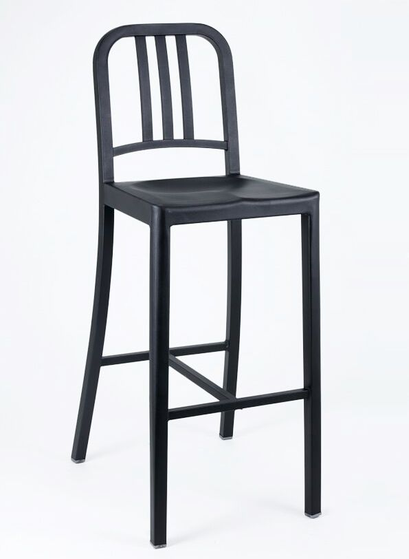 This Bar Stool Has Now Been Given A Steel Frame To Make It Durable Enough  For Indoor Commercial Use At Any Bar, Restaurant, Or Resort!
