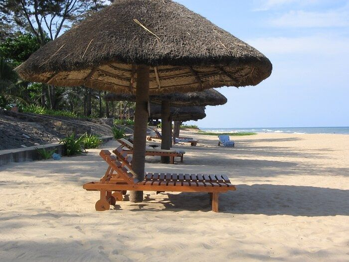 Covelong Beach is one of the most popular picnic spots near Chennai