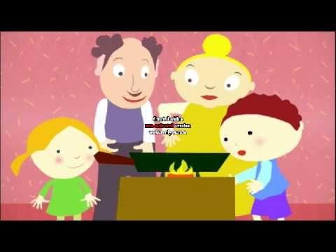 Sárközi Erika-Rövid gyerekdalok zongorán 4.rész Virágéknál ég a világ