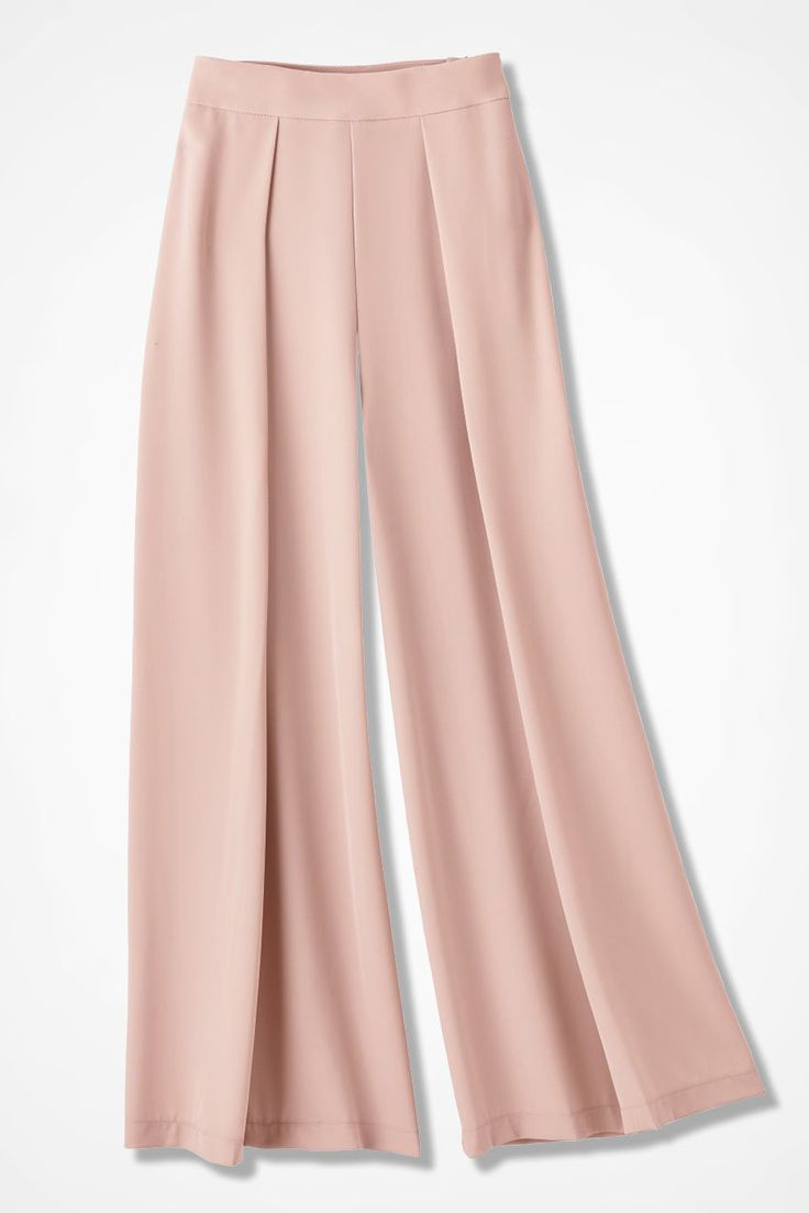 Enchanted Palazzo Pants - Coldwater Creek
