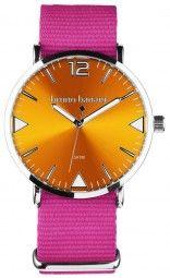 Bruno Banani Cool Color Edition Uhr BR30068 - rosa/orange