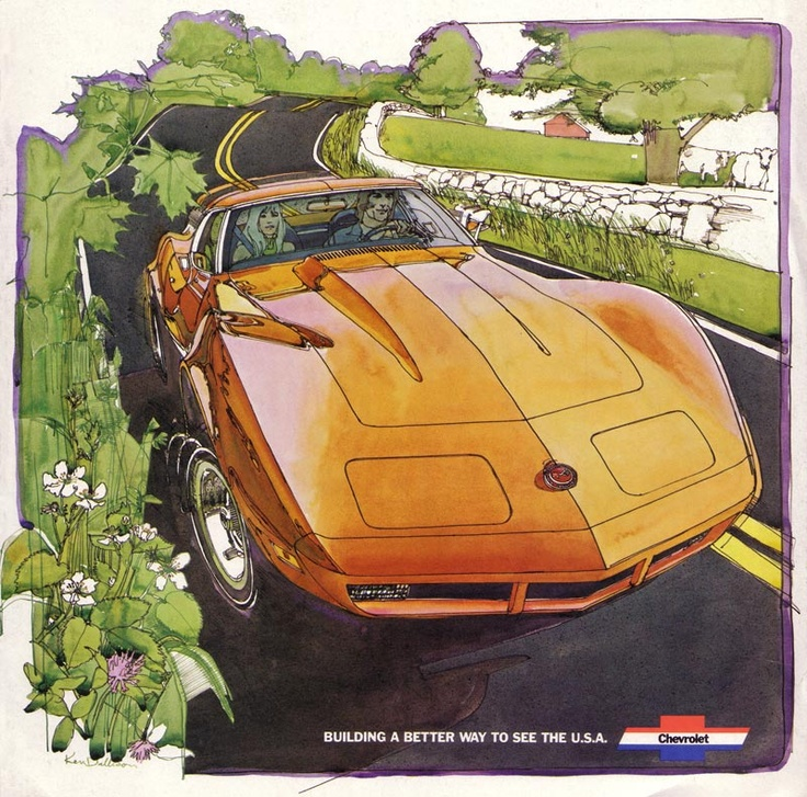 17 Best images about 1974 Corvette on Pinterest | Chevy ...