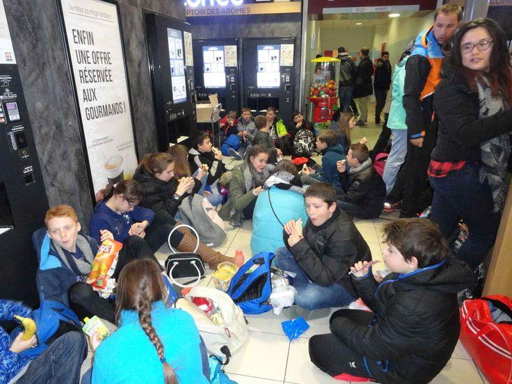 - Blog de la classe de neige du Collège Saint Exupéry de Thierville